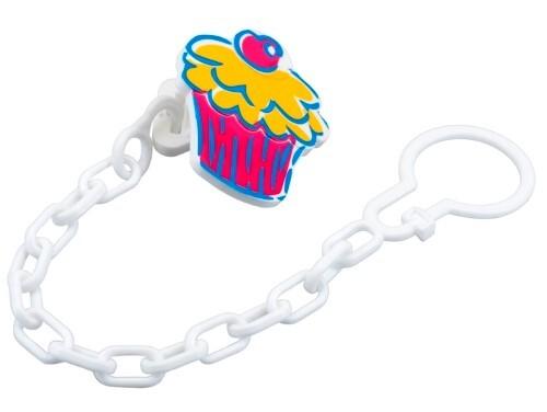 Купить Прищепка-держатель для соски-пустышки/пироженка цена
