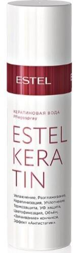 Купить Professional keratin вода кератиновая для волос 100мл цена