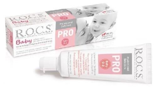 Купить Зубная паста pro baby 45,0 цена