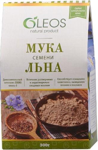 Купить Мука семени льна олеос цена