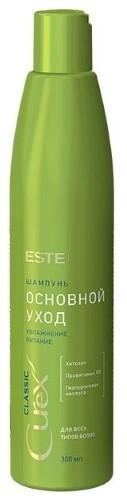Купить Curex classic шампунь основной уход для всех типов волос 300мл цена