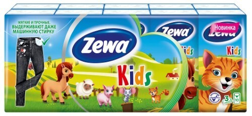 Купить Платочки носовые детские n10х10 цена
