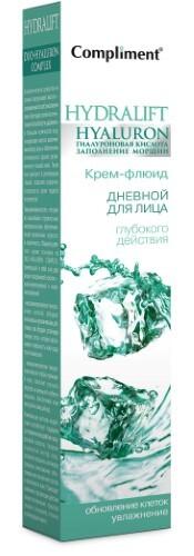Купить Hydralift hyaluron крем-флюид для лица глубокого действия дневной 50мл цена