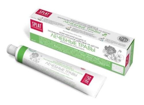 Купить Professional зубная паста лечебные травы 40мл цена