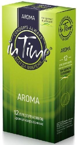Купить Презервативы из натурального латекса aroma n12 цена