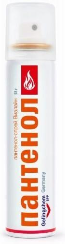 Пантенол-спрей виалайн бальзам косметический 58,0 аэрозоль