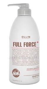 Купить Full force интенсивный восстанавливающий шампунь с маслом кокоса 750мл цена