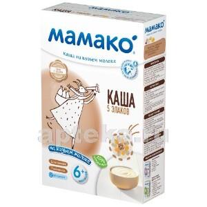 Купить Каша 5 злаков на козьем молоке цена