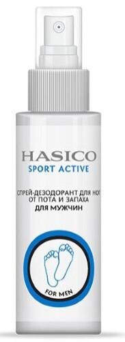 Купить Sport active спрей-дезодорант для ног от пота и запаха для мужчин 110мл цена