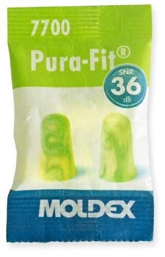 Беруши moldex pura-fit вкладыши противошумные n2