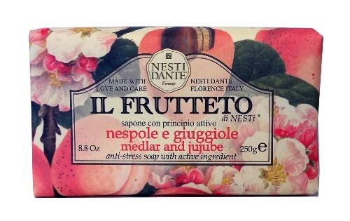 Купить Il frutteto мыло мушмула и китайский финик 250,0 цена