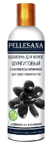 Купить Шампунь шунгитовый с комплексом витаминов для укрепления волос 250мл цена