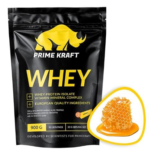 Whey протеин со вкусом мед 900,0
