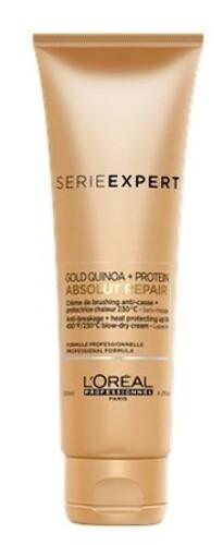 Купить Loreal professionnel serie expert absolut repair крем термозащитный для предотвращения ломкости волос 125мл цена