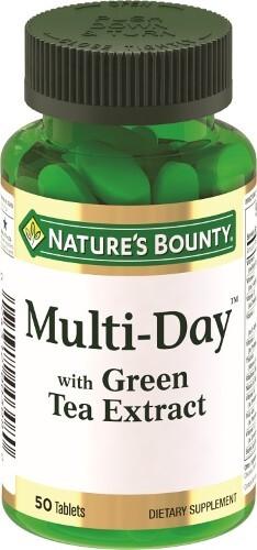 Купить Мультидэй с экстрактом зеленого чая цена