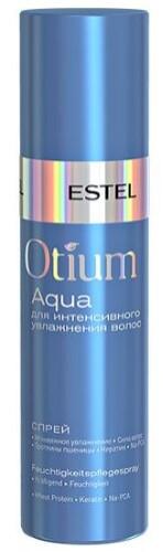 Купить Professional otium aqua спрей для интенсивного увлажнения волос 200мл цена