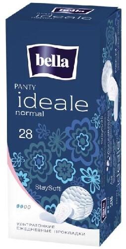 Panty ideale normal ежедневные прокладки n28