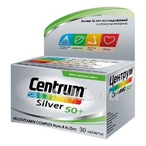 Купить Центрум сильвер мультивитаминный комплекс от а до цинка цена