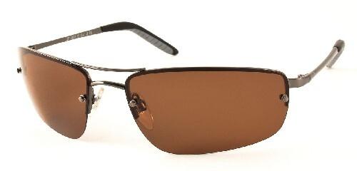 Купить Очки поляризационные мужские коричневая линза/сf12507 цена