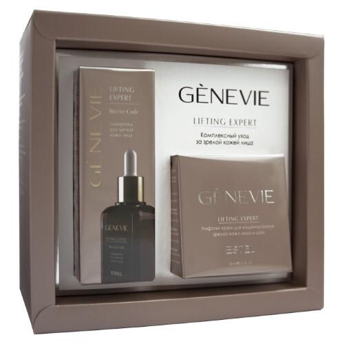 Купить Genevie набор комплексный уход за зрелой кожей лица lifting expert цена