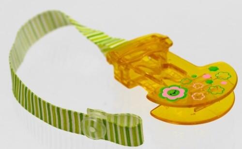 Купить Прищепка-держатель для соски-пустышки /4001 цена