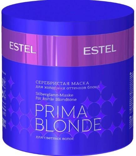 Купить Professional prima blonde маска серебристая для холодных оттенков блонд 300мл цена