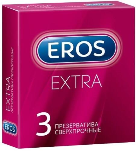 Купить Презерватив extra n3 цена