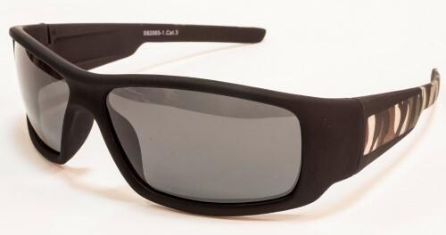 Очки поляризационные спорт серая линза/s82065