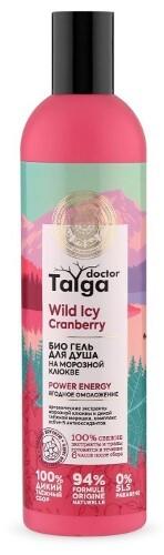 Купить Doctor taiga гель для душа био ягодное омоложение 400мл цена