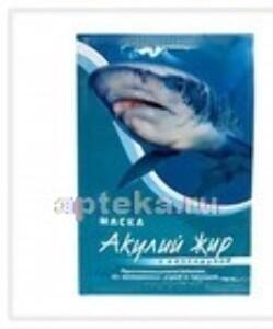 Купить Акулья сила календула маска от прыщей и угрей саше 10мл цена
