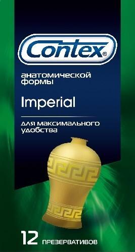 Презерватив imperial плотнооблегающие n12