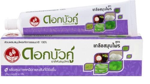 Купить Зубная паста с травами и солью 90,0 цена
