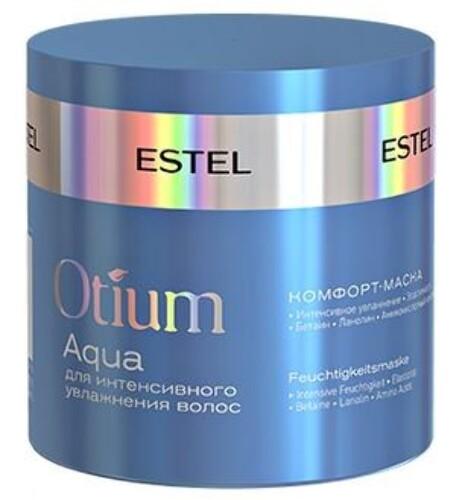 Купить Professional otium aqua комфорт-маска для интенсивного увлажнения волос 300мл цена