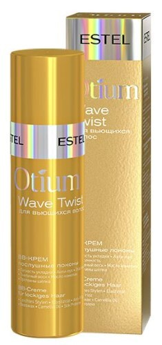 Купить Professional otium wave twist bb-крем для волос послушные локоны 100мл цена