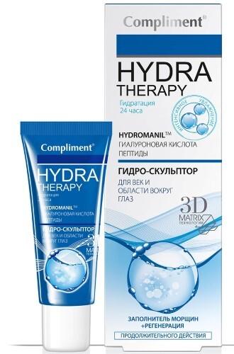 Купить Hydra therapy гидро-скульптор для век и области вокруг глаз 25мл цена