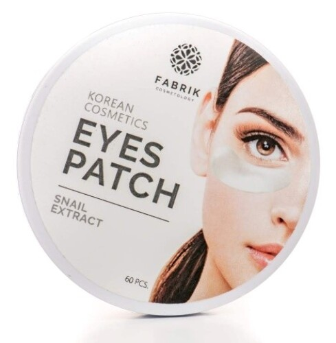 Купить Eyes patch snail extract патчи для области вокруг глаз с муцином улитки n60 цена