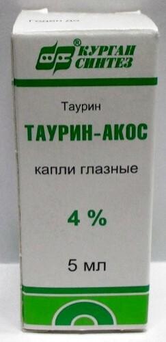 Купить Таурин-акос цена