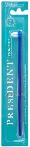 End-tuft зубная щетка малопучковая