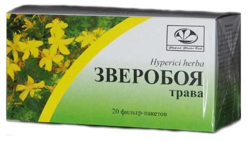 Купить ЗВЕРОБОЯ ТРАВА 1,5 N20 Ф/ПАК/ФИТО-БОТ/ цена