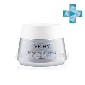 Купить Liftactiv supreme крем против морщин и для упругости нормальной кожи 50мл цена