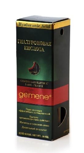 Купить Гиалуроновая кислота гель 10мл цена