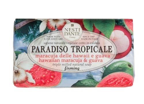 Купить Paradiso tropicale мыло гуава и маракуя 250,0 цена