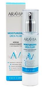 Купить Флюид увлажняющий с мочевиной 5% moisturizing urea fluid 50мл цена