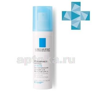 Купить Hydraphase uv intense riche интенсивное увлажняющее средство с защитой от uv 50мл цена