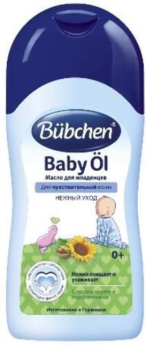 Купить Масло для младенцев 400мл цена