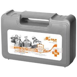 Аптечка первой помощи коллективная производственная виталфарм тип 03 пластик/7352