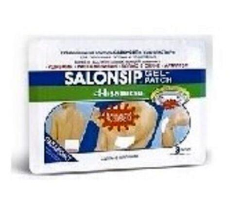 Купить Салонсип пластырь  обезболивающий гел 14х10 n3 цена