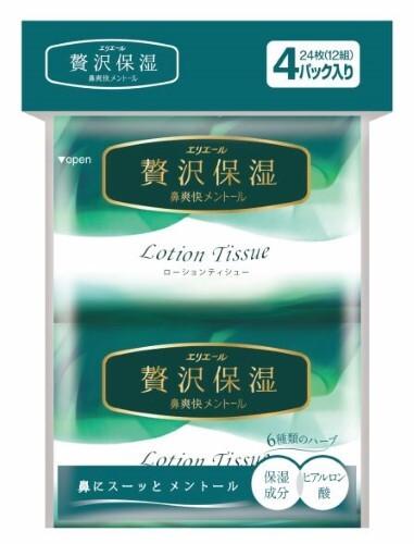 Купить Lotion tissue салфетки бумажные (платочки) n12х4 цена