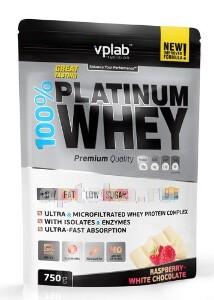 Купить Вплаб 100% платинум вей со вкусом малины и белого шоколада цена