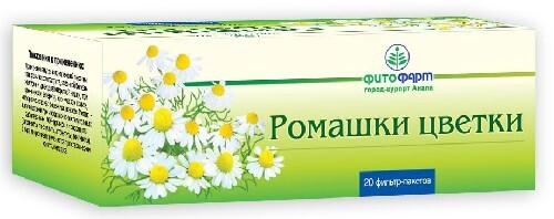 Купить РОМАШКИ ЦВЕТКИ 1,5 N20 Ф/ПАК /ФИТОФАРМ/ цена